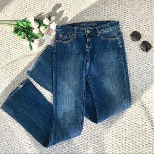 American Eagle Hipster jeans - dark blue